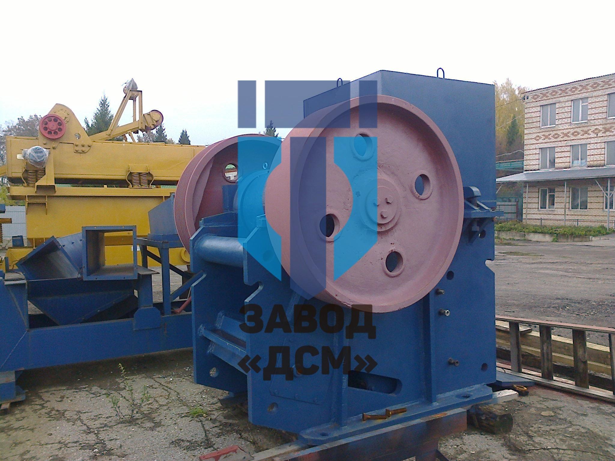 Щековая дробилка смд-6а оператор дробильной установки в Ессентуки